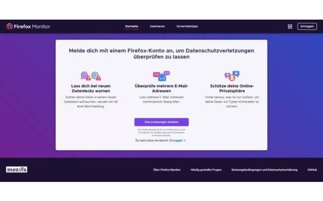 Firefox-Monitor