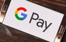 Google Pay Payment Dienstleister App Smartphone
