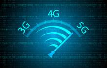 3G, 4G und 5G