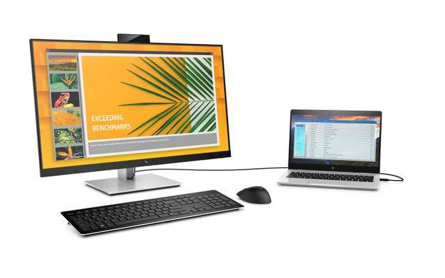 HP E27d G4 Docking Monitor
