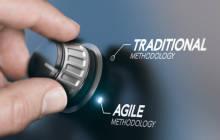 Traditionel vs. agil