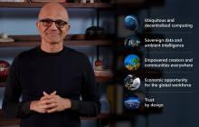Microsoft Ignite 2021 Satya Nadella