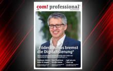 Die neue com! professional 05/2021 ist da