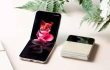 Das Samsung Galaxy Flip3 5G