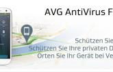 Sicherheit: AVG aktualisiert AntiVirus Free für Android