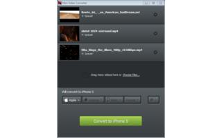 Miro Video Converter wandelt Ihre Videos für Smartphones, iPads, Kindle Fire und die Playstation Portable um.