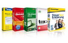 Test: Steuersoftware 2012