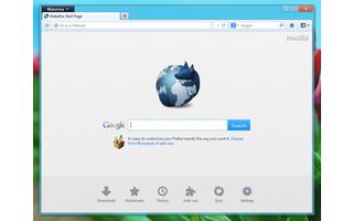 Waterfox - Waterfox ist eine 64-Bit-Variante des Browsers Firefox mit einer verbesserten Speicherverwaltung für Add-ons. Einstellungen von Firefox übernimmt Waterfox – und ist auch kompatibel zu Firefox-Add-ons. Waterfox kann zudem mit der deutschen Sprac