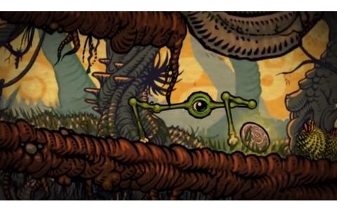 Incredipede - Auf die Plätze, fertig, los! In Incredipede besteht Ihre Aufgabe darin, ein Reptil mit Gliedmaßen zu versehen, damit dieses den bevorstehenden Weg meistern kann. Ihrer Kreativität sind dabei kaum Grenzen gesetzt.