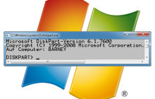 Festplattenverwaltung mit Diskpart