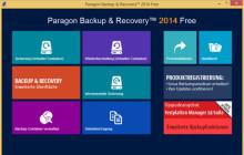 Paragon hat eine neue Version der kostenlosen Sicherungssoftware Backup & Recovery Free Edition veröffentlicht. Die 2014er-Version enthält als einziges Gratis-Tool ein WinPE-Rettungsmedium.