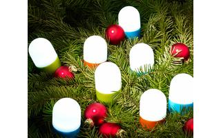 """Dreh Dir Licht im 2er Set - Ein Dreh genügt und """"Dreh Dir Licht"""" beginnt zu leuchten. Für Elektro-Romantiker und Taschenlampen-Fans."""