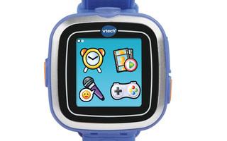 Kidizoom SmartWatch - Für alle, die ihre Kinder am liebsten mit den Accessoires ausstatten, die sie sich auch selbst kaufen: Kidizoom Smart Watch von V-Tech.