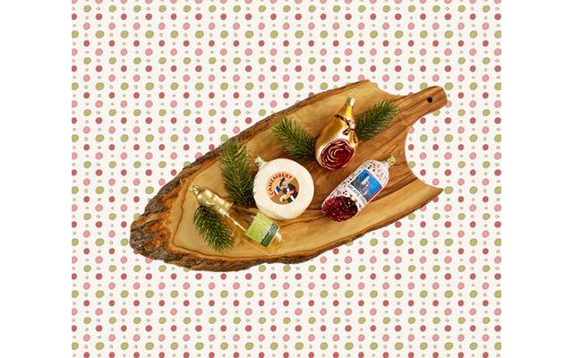 """""""Delicious Forever"""" Set - Leidenschaftliche Schlemmer bekommen von Inge-Glas eine leckere Deko, die nicht nur an Weihnachten Appetit macht - gut essen und dekorieren geht schließlich das ganze Jahr."""