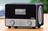 Pünktlich zur IFA erweitert Hama sein Angebot an Digitalradios. Das Spitzenmodell DIR3100 bietet neben DAB+ und FM-Empfang auch Internetradio und DLNA-Zugriff auf den eignen Musikserver.