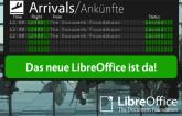 Mit Version 4.3 von LibreOffice halten wieder zahlreiche Neuerungen Einzug in die beliebte Open-Source-Office-Suite. Unter anderem werden nun animierte 3D-Modelle unterstützt.