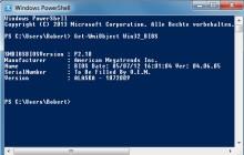 Wer sich schnell alle wichtigen BIOS-Informationen anzeigen lassen möchte, braucht keine Zusatz-Tools. In Windows gibt es dafür die Powershell.