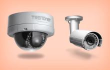 Von Trendnet kommen zwei neue IP-Kameras die via Power over Ethernet angeschlossen werden und über einen manuellen Zoom verfügen. Die Preise liegen jeweils bei 399 Euro.
