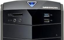 Mit dem Medion Akoya E2050 D (MD 8334) gibt es ab dem 27. November einen flotter Desktop-PC bei Aldi Süd und Hofer. Für 399 Euro ist der E2050 D sehr gut ausgerüstet.