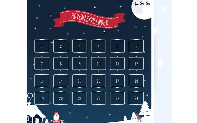 Baby-walz.de bietet in seinem Kalender nicht nur Angebote für Produkte, sondern auch weitere Specials, wie zum Beispiel, Weihnachtsgeschichten, Tipps oder Ausmalbilder.