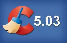 Ccleaner Logo 5.03