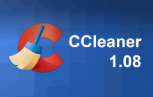 Ccleaner 1.08