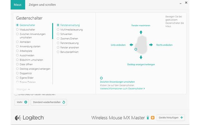 Logitech MX Master Wireless Mouse im Test - com! professional