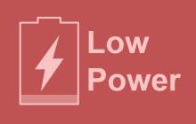 Low-Power Smartphone-Akku