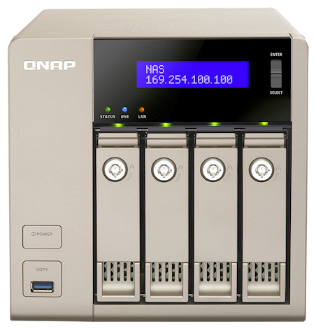 5 NAS-Server für vier Festplatten im Test - com! professional