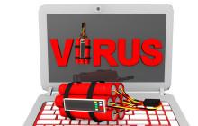 Viruswarnung