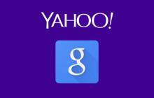 Yahoo und Google
