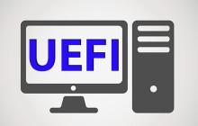 Live-DVD auf UEFI-System booten