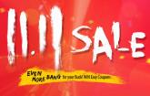 Singles-Day-Werbung von GearBest.com