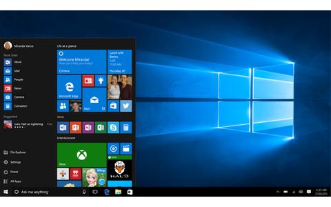 2015 - Microsoft Windows 10