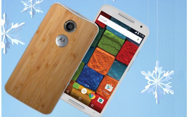 Motorola Moto X 2. Generation