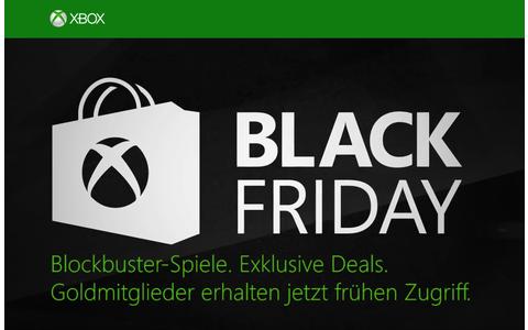 Black-Friday im Xbox Store