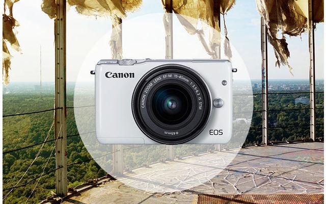 Digitalkamera Canon EOS M10