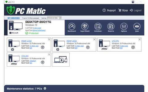 PC Matic PC Matic