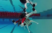 Looncopter fliegt, schwimmt und taucht