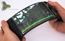 ReFlex-Prototyp eines biegbaren Smartphones