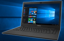 Windows 10 Notebook Medion Akoya S4220