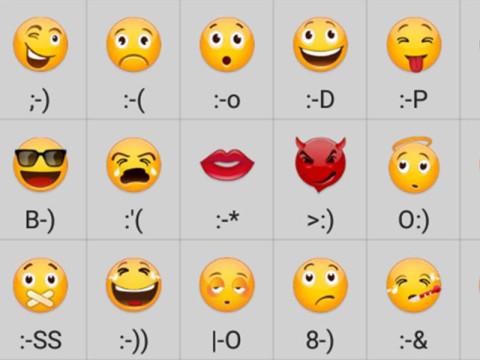 Smiley ohne herz kuss 💋 Kussmund