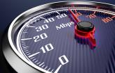 Internet-Geschwindigkeit
