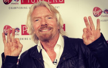 Virgin-Gründer Richard Branson