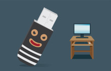 Böser USB-Stick