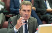 EU-Digitalkommissar Günter Oettinger