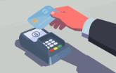Kontaktloses Bezahlen mit NFC-Chipkarten