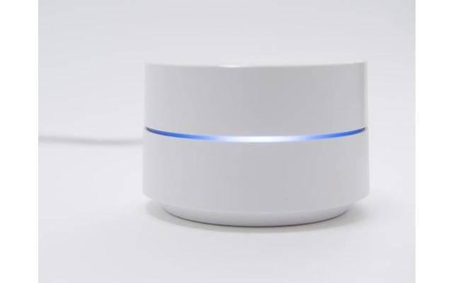 Google Wifi als Beispiel für Mesh-Systeme.