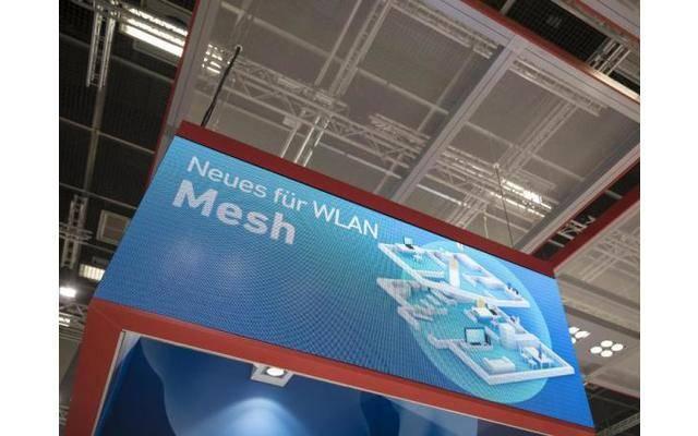 Mesh-Netze sind ein Trendtema der IFA