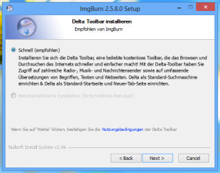 Brenn-Software: Imgburn 2.5.8.0 erschienen